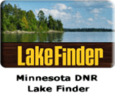 Minnesota DNR Lake Finder